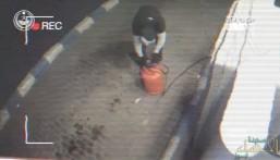 """بالفيديو … """"الداخلية"""": القبض على مواطن أثناء محاولته تفجير صراف آلي!!"""