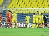 """ضمك يتعادل ايجابياً مع النصر في أولى مباريات النصر على ملعب """"مرسول بارك"""""""