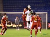 """""""الفتح"""" يخسر لقاء الباطن و """"الاتفاق"""" يتغلب على """"ضمك"""" في دوري كأس الأمير محمد بن سلمان"""