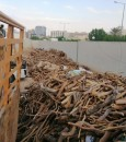 """""""البيئة"""" تصادر 150 طناً من الحطب المحلي في 5 مناطق"""