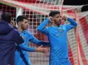 النصر يحقق فوزه الثالث في الدوري بعد تجاوزه الفيصلي بـ 3 أهداف