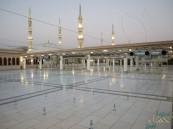 """""""شؤون الحرمين"""" تزف بُشرى سارة للمصلين وزوار """"المسجد النبوي"""""""