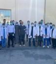 """""""فريق وعي"""" يعالج ٥٠ نزيل بسجن الأحساء العام (صور)"""