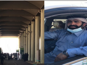 """شاهد بالفيديو … """"الأحساء نيوز"""" تلتقي أول عابر للحدود السعودية من قطر .. فماذا قال؟!"""