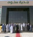 أمين الأحساء يفتتح مبنى بلدية سلوى الجديد (صور)
