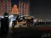 إعلان افتتاح منافسات رالي داكار السعودية 2021 (صور)