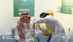 """شاهد بالفيديو … رسالة قوية من """"أمير المنطقة الشرقية"""" للمشككين بـ""""لقاح كورونا"""" المستجد"""