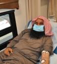 """""""مساجد الأحساء"""" تستهدف منسوبيها بحملة """"معاً ننقذ حياة"""" للتبرع بالدم (صور)"""