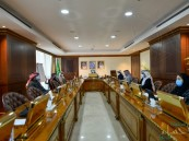 وزير البيئة والمياه والزراعة يرأس اجتماع مجلس المؤسسة العامة للري