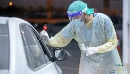"""الصحة: تسجيل 684 إصابة بـ""""كورونا"""" و439 حالة تعافي و8 وفيات (إنفوجراف)"""