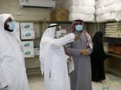 اللجنة المركزية لمكافحة العدوى بالشرقية تتفقد مركز التأهيل الشامل في الأحساء