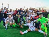الوحدة يفوز على الفيصلي بأربعة أهداف