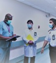 حريق فرضي بمستشفى الإمام عبدالرحمن بن فيصل بالدمام