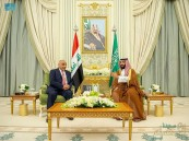 المملكة والعراق .. يدًا بيد في مواجهة التحديات لمستقبل مزدهر