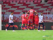 أبها ينتصر على الوحدة في مباراة مقدمة من الجولة 25 من دوري كأس الأمير محمد بن سلمان