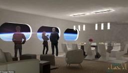 الكشف عن أول فندق فضائي في العالم .. تعرّف على ميزاته وموعد بناءه