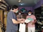 """بالصور … بلدية عريعرة تنفذ مبادرة  """"لسلامتنا نلتزم"""" بمشاركة 45 ممارس صحي"""
