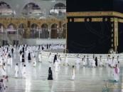 """""""الحج"""" توضح ضوابط وآليات إصدار تصاريح العمرة والصلاة والزيارة خلال رمضان (إنفوجراف)"""