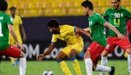 النصر يخسر من الوحدات الأردني في دوري ابطال آسيا