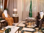 سمو أمير الشرقية يستقبل سفير الإمارات لدى المملكة