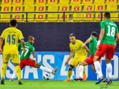 النصر يسقط بتعادل مُخيب أمام الوحدات في دوري أبطال آسيا