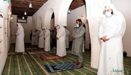 """بعد تطويره بمشروع """"محمد بن سلمان"""" للمساجد التاريخية … كيف أصبح """"مسجد الشيخ أبو بكر"""" في الأحساء؟"""