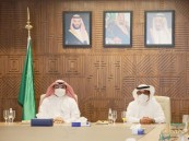 رئيس الري و أمين الأحساء يبحثان سبل تعزيز الخطط المشتركة… والتمدد الزراعي شمال الواحة مقترح