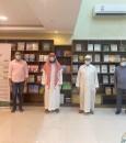 """أطباء """"مستشفى الأمير سعود"""" بن جلوي في زيارة لدار """"الآل والصحب الوقفية"""" بالأحساء"""