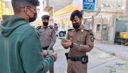 ضبط 15688 مخالفًا لأنظمة الإقامة والعمل وأمن الحدود خلال أسبوع