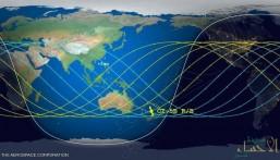 """أحدث التنبؤات تُجيب عن سؤالين مهمين: متى وأين يصل """"الصاروخ الصيني"""" إلى الأرض؟"""
