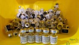إعطاء 1,5 مليار جرعة من اللقاحات ضد كورونا في العالم