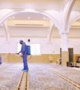 """""""الشؤون الإسلامية"""": إغلاق 13 مسجدًا بعد ثبوت إصابات بكورونا بين المصلين"""