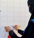 جسر الملك فهد .. مبادرات توعوية تتزامن مع رفع قيود السفر (صور)