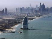 في الإمارات .. إنزال أول بيت عائم ومتحرك صديق للبيئة إلى الماء (صور)