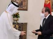 أمير قطر يدعو الرئيس عبدالفتاح السيسي لزيارة الدوحة