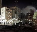 طائرات الاحتلال تشن أكثر من 100 غارة على غزة