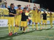 """بـ 89 نقطة.. الحزم بطلا قياسيًا لـ""""دوري محمد بن سلمان"""" للدرجة الأولى"""