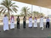 جسر الملك فهد … فرضية تكشف كيفية استقبال المسافرين وآلية تنظيم حركة مرورهم