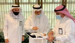 """خطط مستقبلية لتطوير الشراكة بين """"أمانة الأحساء"""" و""""جمعية البر"""" (صور)"""