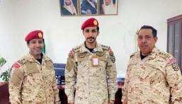 """سمو الأمير """"محمد بن عبدالعزيز"""" إلى رتبة """"نقيب"""""""