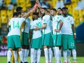 """متصدرا مجموعته """"المنتخب السعودي"""" يتأهل إلى التصفيات النهائية لكأس العالم 2022 وكأس آسيا 2023"""