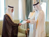 قطر تتسلم أوراق اعتماد السفير السعودي الجديد لديها