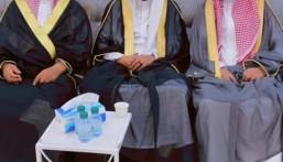 """""""الوحيمد"""" تحتفي بزفاف ابنها """"محمد"""""""