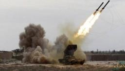 الدفاعات الجوية تعترض 4 مسيرات مفخخة أطلقتها الميليشيات باتجاه المنطقة الجنوبية