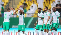 المنتخب السعودي يتغلب على المنتخب اليمني بثلاثية ويواصل الصدارة