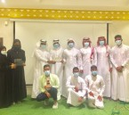 """فريق """"وعي الصحي"""" بجمعية الرميلة يحتفل بإنجازاته خلال النصف الأول من 2021 (صور)"""