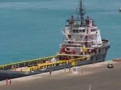 استئناف الحركة الملاحية بين ميناءي سفاجا وضبا عقب انتهاء موسم الحج