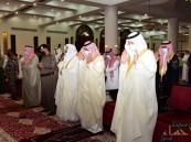"""سمو محافظ الأحساء يؤدي صلاة عيد الأضحى المبارك مع جموع المصلين """"صور"""""""