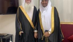 """""""البجيس"""" تحتفي بزفاف الشاب """"محمد"""""""