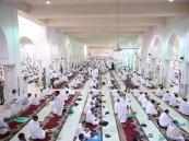حجاج بيت الله الحرام يشيدون بالخدمات المقدمة لهم في مشعر عرفات
